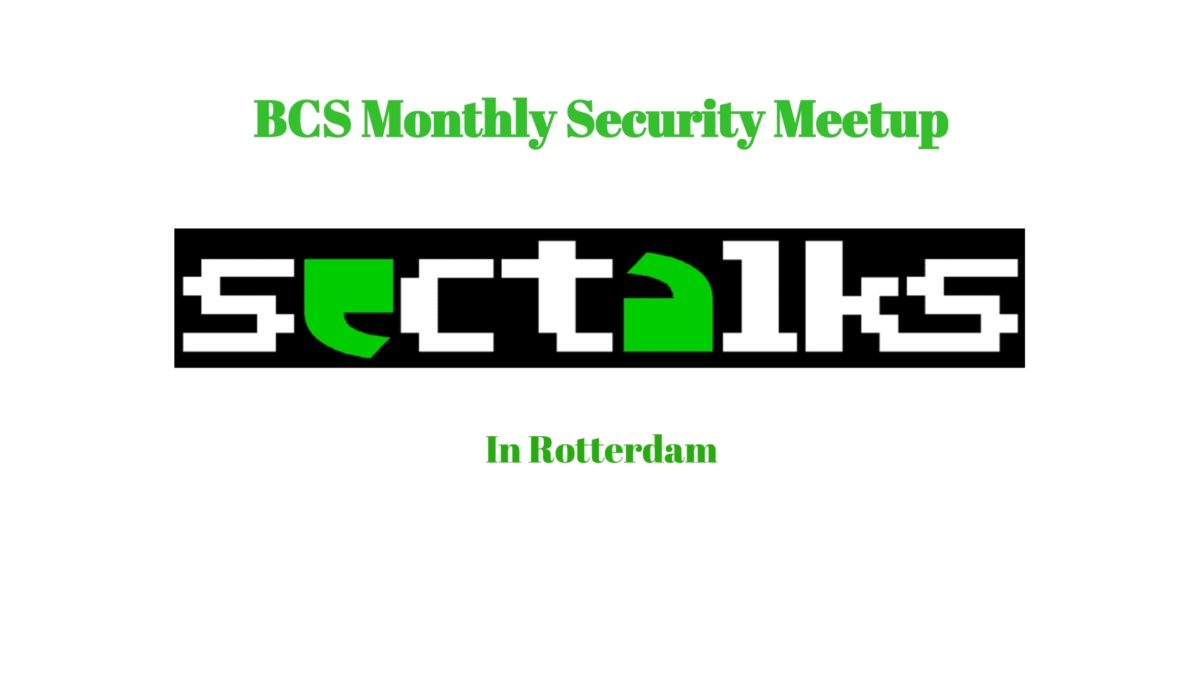 Information Security Events - Cyber Security Events